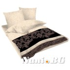 Спално бельо памучен сатен - Селена