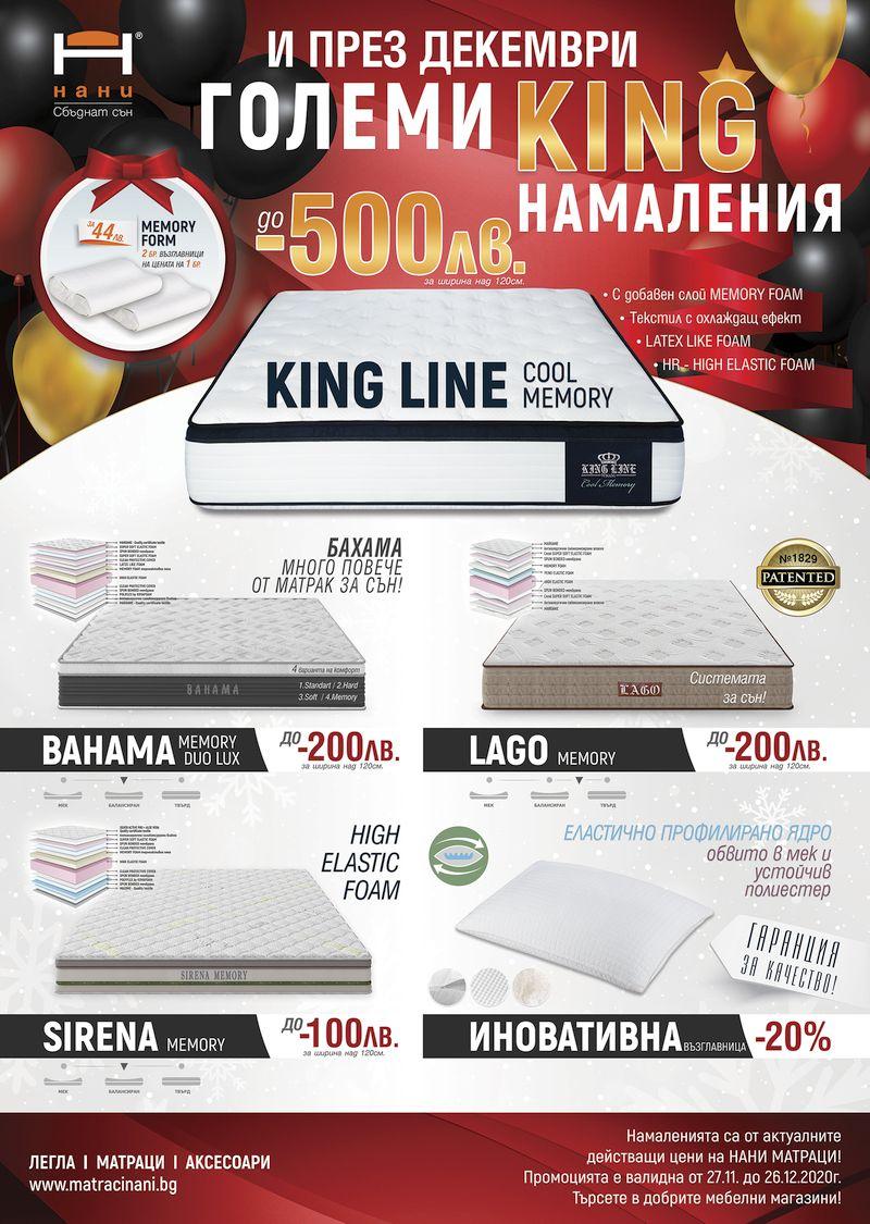 матраци НАНИ 12.2020