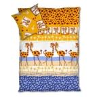 Детскo спалнo бельо Жирафи