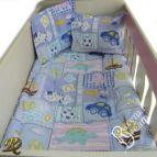 Бебешки к-т с олекотена завивка Пъзел