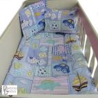 Бебешко спално бельо - Сърфисти