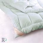 Зимна памучна завивка - аква