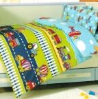 Бебешко спално бельо - Флай