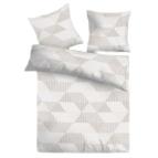 Спално бельо Арлет сиво