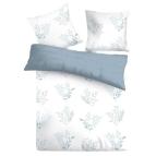 Спално бельо памучен сатен - Виктория Бяла II