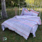 Спално бельо памук щампа - Рококо