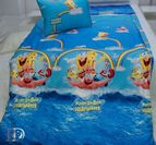 Детски спален комплект Спондж Боб