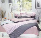 Спално бельо памучен сатен Ная