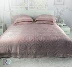 Луксозно спално бельо модал - Анхела Пудра