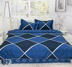 Спално бельо памучен сатен Грациела