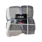 Зимно одеяло MiKa - Micro Fleece Sherpa