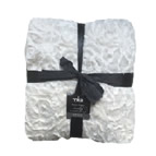 Луксозно одеяло MiKa - 11T004 White