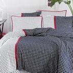 Двоен спален комплект Hermia Lacivert