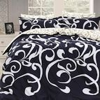 Двоен спален комплект Ruya Lacivert