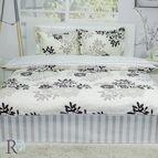 Спално бельо памук щампа - Карина