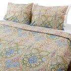 Спално бельо - Есенни цветя
