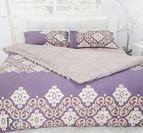 Спално бельо памук щампа - Грация