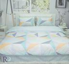 Спално бельо памук щампа - Александър