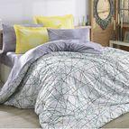 Спално бельо памук поплин - ELISA SARI