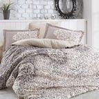 Спално бельо памук поплин - SERENITY GRI