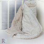 БЕБЕШКО одеяло мики бръш - Микаела Сърце