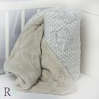 БЕБЕШКО одеяло мики бръш - Микаела Зайче