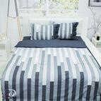 Спално бельо памучен сатен Бруно
