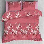 Спално бельо - Корал цветя