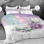 Спално бельо дигиталния печат - Лариса