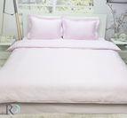 Спално бельо памучен сатен - Светло Розово