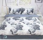 Луксозен спален комплект памучен сатен макси - Лолита