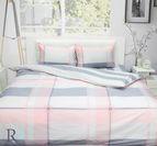 Спално бельо памучен сатен Пресила