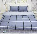 Спално бельо памучен сатен Морис