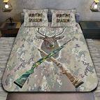 3Dспално бельо с ловджийски мотиви - Wild Hunt