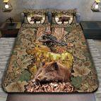 3Dспално бельо с ловджийски мотиви - Open Season