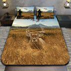 3Dспално бельо с ловджийски мотиви - Deer