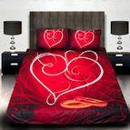 3Dспално бельо Романтични - SPOSAMI