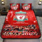 3Dспално бельо Футбол - FC Liverpool