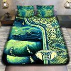 3Dспално бельо с Животни - COBRA