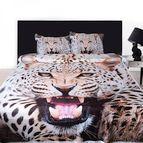 3Dспално бельо с Животни - Jaguar