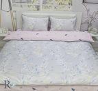 Спално бельо памучен сатен Илияна