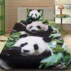 Детско 3D спално бельо - Panda