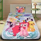 Детско 3D спално бельо - Pony 2