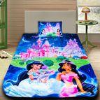 Детско 3D спално бельо - принцеса Ясмин
