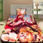 Детско 3D спално бельо - ЧЕРВЕНАТА ШАПЧИЦА