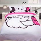 Детско 3D спално бельо - Mini and Mickey Mouse