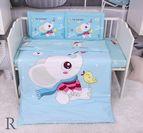 Бебешко спално бельо - Лъчко