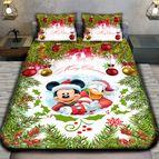 Детско 3D спално бельо - Merry Christmas Maus