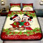Детско 3D спално бельо - Merry Christmas Mini Miki