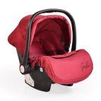 Детско столче-кошничка за кола Gala 0-13 kg - червен